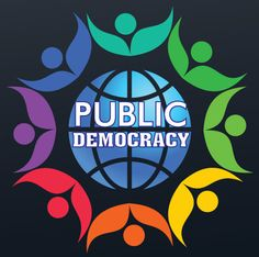 The Public-Democracy Pty Ltd logo