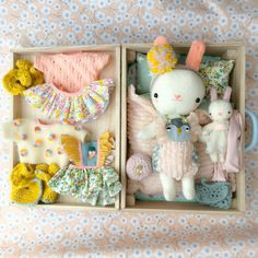 Sewing projects for pets sweets 51 Ideas Toys For Girls, Kids Toys, Montessori Toys, Sewing Projects For Kids, Sewing Toys, Diy Doll, Fabric Dolls, Handmade Toys, Doll Toys