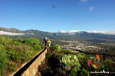 Laderas de Güimar #tenerife #landscapephotography #hikingtenerife #canarias #tenerifesenderos #senderismo #trekking #hiking #hike #sky #nature #outdoor