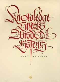 Knowledge Speaks - Wisdom Listens.   Flickr - Photo Sharing!