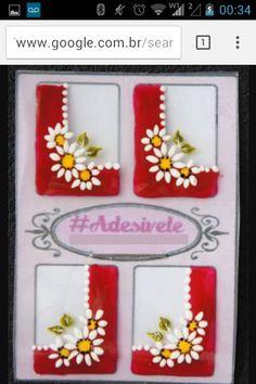 Sunflower Nail Art, Nail Envy, Nail Stickers, Nail Tips, Toe Nails, Nail Art Designs, Daisy, Projects To Try, Pedicures