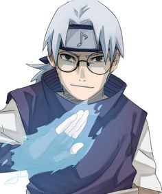 Yakushi Kabuto  Happy birthday Feb 29