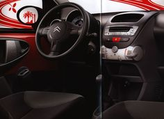 https://flic.kr/p/ESus1C   Citroen C1 interior;  2005_3   car brochure by worldtravellib World Travel library