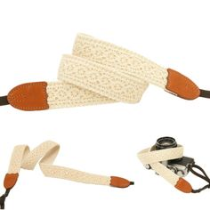 Circle Lace Style Cute Fashion Camera Neck Shoulder Strap for Film SLR DSLR RF | eBay