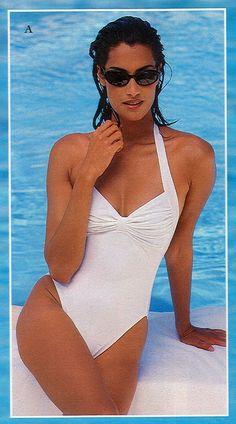 Bikini Yasmeen Ghauri CAN 21996-1997 naked (47 fotos) Is a cute, Facebook, braless