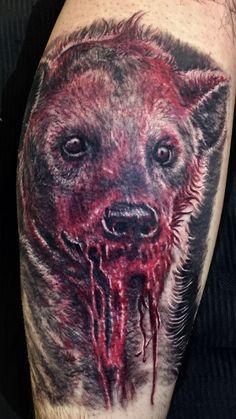 hyena tattoo tumblr tattoos pinterest hyena and tattoo. Black Bedroom Furniture Sets. Home Design Ideas
