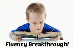 Fluency Breakthrough! A new strategy for reading and comprehending dialogue. #thereadingtutorog