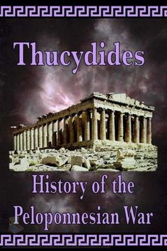 Essay on thucydides peloponnesian war