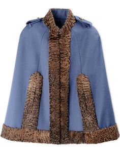 Dsquared² Capes in Blue (Slate blue)