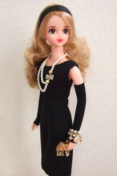 Jenny and I: リトル・ブラック・ドレス Little Black Dress