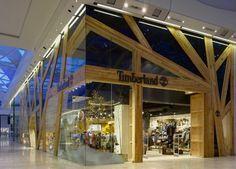 Nouvelle boutique Timberland à LONDRES