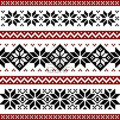 Thrilling Designing Your Own Cross Stitch Embroidery Patterns Ideas. Exhilarating Designing Your Own Cross Stitch Embroidery Patterns Ideas. Hardanger Embroidery, Cross Stitch Embroidery, Embroidery Patterns, Snowflake Embroidery, Fair Isle Knitting Patterns, Knitting Charts, Knit Patterns, Free Knitting, Cross Stitch Borders