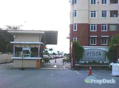 Vista Perdana Apartment for Sale in Butterworth Penang