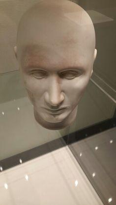 Glenys Barton, Head Birmingham Museum, Sculpture, Statue, World, Art, Art Background, Sculpting, Kunst, Sculptures