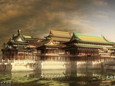 The Daming Palace was the imperial palace complex of the Tang Dynasty ...