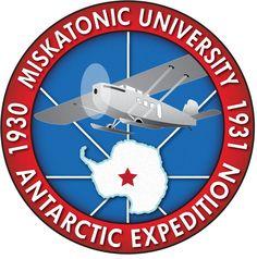 Miskatonic University First Antarctic Expedition