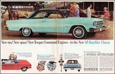 #1965 #American Motors #Rambler