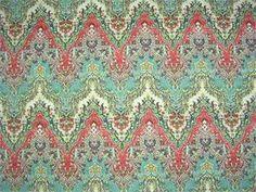 DENA HOME Palace Sari Jewel Fabric,Dena Home, Dena Home Fabrics,Dena Home Palace, Palace Sari,Palace Sari Jewel Fabric