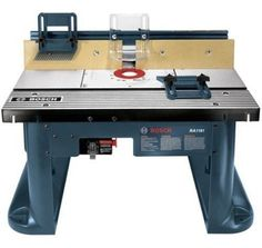 New Benchtop Router Table Bosch Tools Workbench Saw Kreg Woodworking Lift Best