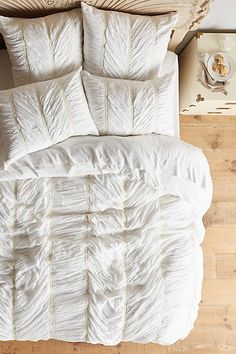 Bertilia Duvet - anthropologie.com