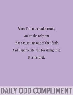 Motivation Quotes : Daily Odd Compliments : theBERRY