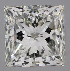 1.71 Carat G/VS2 GIA Certified Princess Diamond