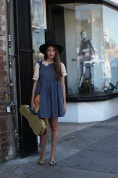 Free People Blog: Rosebowl Street Style