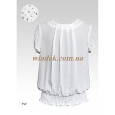 Школьная форма Sly (Польша) - Блузка Sly 159 в интернет-магазине wladek.com.ua
