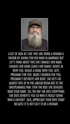 Duck dynasty SI- you are a gift from God, your words are perfect--db