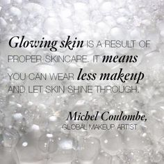 If you recognize the right way to do things you will get to your healthy and balanced skin targets. Beautiful skin begins with good skin care. Learn how to adhere to a better regime. Makeup Quotes, Beauty Quotes, Love Your Skin, Good Skin, Skin Tips, Skin Care Tips, Mary Kay, Skin Care Routine For Teens, Skins Quotes
