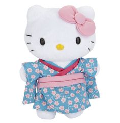Hello Kitty kimono plush toy