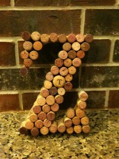 Any cork letter can be made :)  www.ZVineWine.com