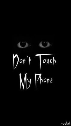 Pin On Phone Wallpapers Dont Touch My Phone Wallpapers Hd Wallpaper Android Mobile Wallpaper Android
