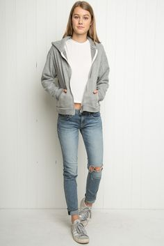 BrandyMelville Kassidy Hoodie Found on my new favorite app Dote Shopping #DoteApp #Shopping