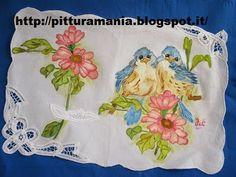 Pitturamania..perché non trasformare la consueta pochette portatovaglioli in un simbolico incastro in cui inserire un fiore per allietare l'inizio di una nuova giornata?  - See more at: http://pitturamania.blogspot.it/#sthash.mKRlDjLx.dpuf