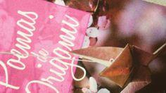 This is the book #poemasdeorigami #love #book #livro #watch #livros #poemas #origami #grateful #bookstagram #leitura