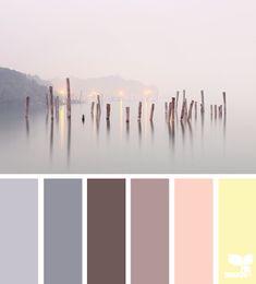 misty tones - design seeds
