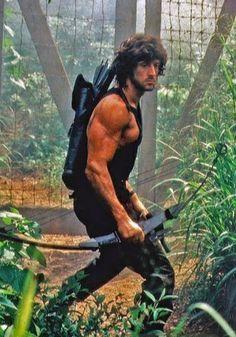 Sylvester Stallone Rambo, John Rambo, Anatomy Reference, Martial Arts, Legends, Motivational, Hollywood, Wallpaper, Movies