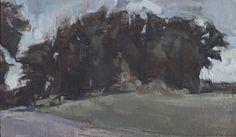 Frieze painting by artist Lee Newman at Marin-Price Galleries