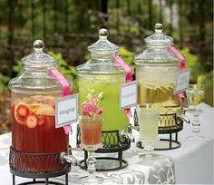 Summer Entertaining Drink Ideas!