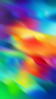 Colorful Abstract - Abstract iPhone wallpapers @mobile9 | #colorful