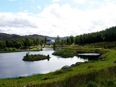 Fishery - Dunlichity House Highland Luxury Accommodation and Fishery Fort Augustus, Inverness Shire, North Coast 500, Brown Trout, Luxury Accommodation, Fly Fishing, Scotland, River, Outdoor