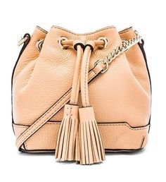 Get the trendiest Cross Body Bag of the season! The Rebecca Minkoff Bucket New Micro Lexi Tassels Biscuit Nude Leather Cross Body Bag is a top 10 member favorite on Tradesy. Designer Handbags On Sale, Rebecca Minkoff, Vintage Bags, Bag Sale, Leather Crossbody Bag, Bucket Bag, Satchel, Pouch, Purses