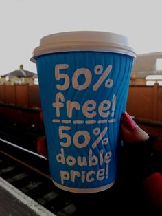 Puccinos cup 50pc | Making a Marque (by Waldo Pancake) Hot Coffee, Coffee Shop, Coffee Cups, Tone Of Voice, The Voice, Typography, Make It Yourself, Tableware, How To Make