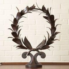 Hottest Free Laurel Wreath sculpture Tips A new laurel wreath is a wreath this i. : Hottest Free Laurel Wreath sculpture Tips A new laurel wreath is a wreath this is made utilizing the results in and offices on the fresh laure Decorative Accessories, Decorative Items, Crown Illustration, Bliss Home And Design, Greek Statues, Wreath Drawing, Laurel Leaves, Laurel Wreath, Shabby Chic Homes