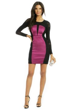 Possible Vegas Outfit... Tracy Reese Shake It Like Lace Sheath