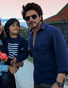 SRK is too cute and kind