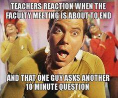 Make a Magnificent Classroom Meme ! - Be your best teacher! Chemistry Jokes, Science Jokes, Biology Humor, Teaching Memes, Teaching Strategies, Teaching Resources, Classroom Memes, Classroom Ideas, Faculty Meetings