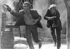 Paul Newman and Robert Redford in butch cassidy and the sundance kid