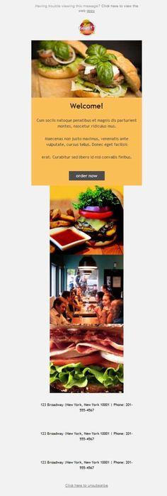 ¿Una hamburguesa gourmet? ¿Papas fritas deluxe? Si lo tuyo es la comida rápida de calidad. ¡Esta plantillas es para ti!. Plantilla disponible también en versión desktop.